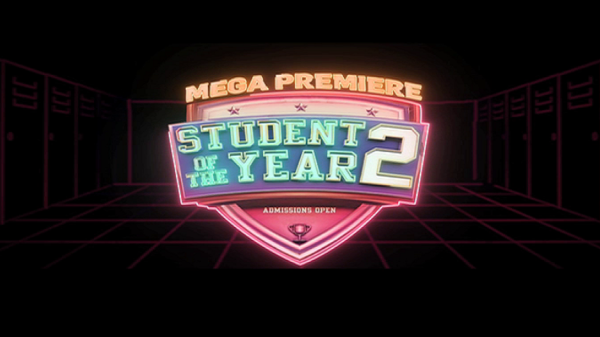 Tayaar ho jaao iss saal ki sabse badi film Colors Cineplex par dekhne! Student of the year 2 coming soon!