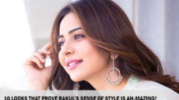 These pictures prove that Rakulpreet Singh's sartorial sense is to die for!