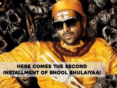 Kartik Aaryan starrer Bhool Bhulaiyaa 2 is HERE!