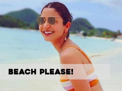 Anushka Sharma is bringing the summer mood back!