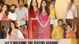Celebrities looking their festive best on Ganesh Chaturthi!