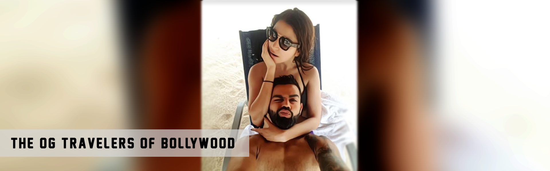Our favourites #Virushka are back at giving us vacation goals!