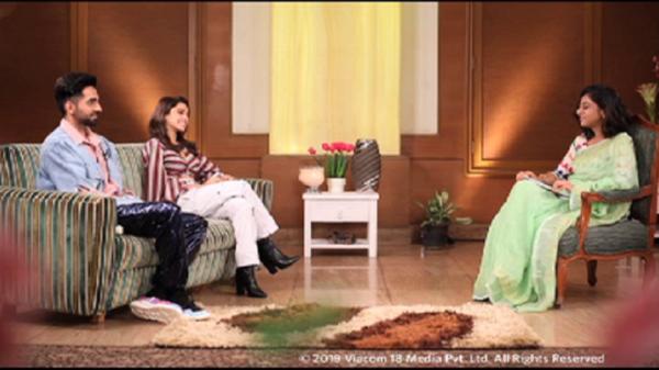 Atika Farooqui in a candid conversation with Ayushmann Khuranna & Nushrat Bharucha | Dream Girl