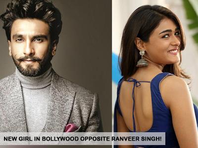Ranveer Singh to star in a film with Arjun Reddy actress Shalini Pandey