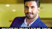 All about Ranveer Singh's next role!