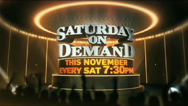Yeh November hone wala hai dhamakedaar with Saturday on demand shaam 7:30 baje.