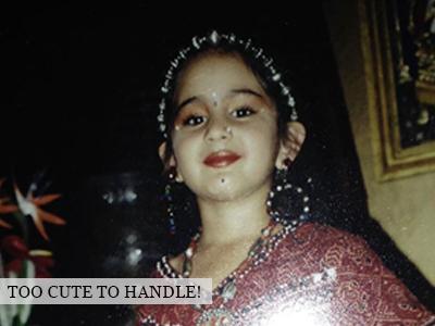 Sara Ali Khan posing confidently since 2000!