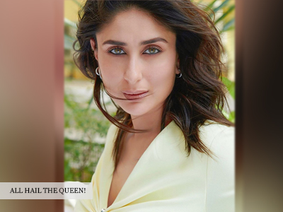 Kareena Kapoor Khan is here to break the box office records!