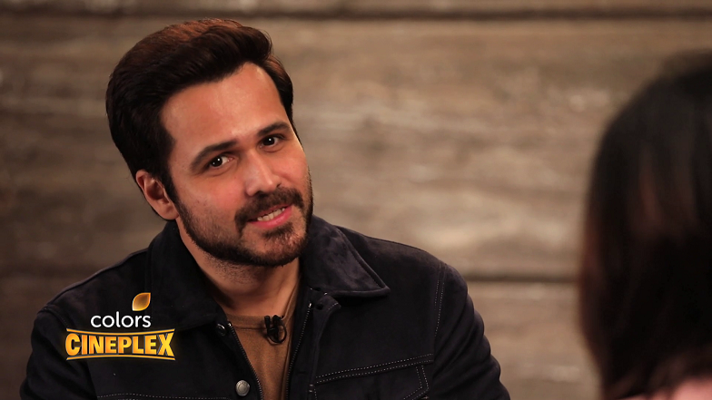 Emraan Hashmi in a hilarious chat with Atika Farooqui | The Body | Colors Cineplex