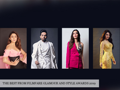 Filmfare Glamour and Style Awards 2019 are the talk of the town!