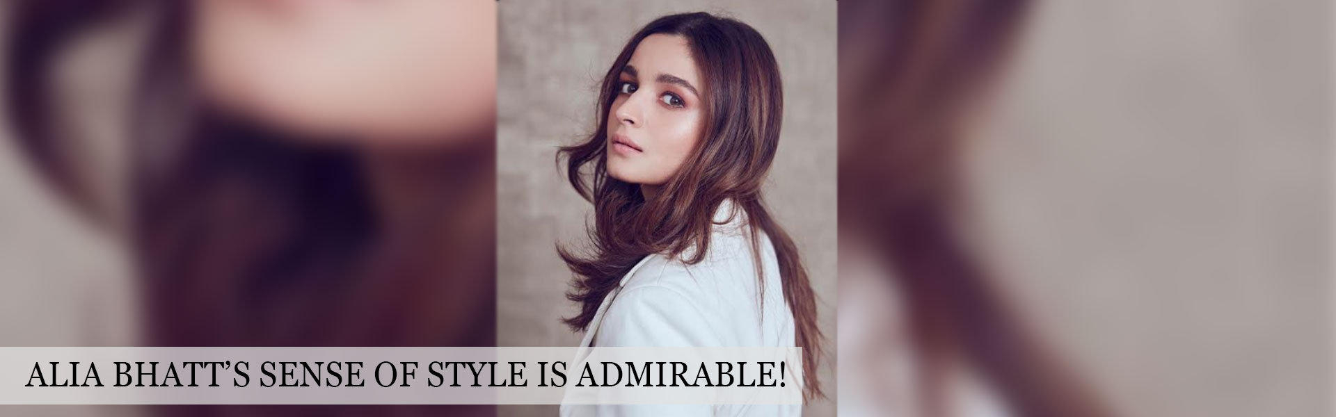 Of whites, pinks and blacks Ft. Alia Bhatt