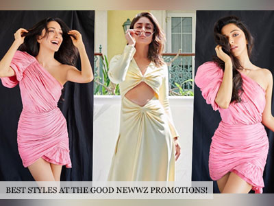 Kareena and Kiara have been slaying the Good Newwz promotions with these looks!