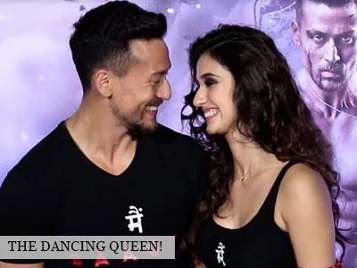 Disha Patani will rule the dance floor in Baaghi 3!