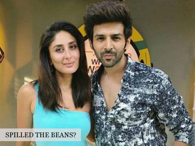 Kareena Kapoor Khan made a shocking revelation about Kartik Aaryan's relationship!