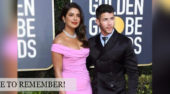 Over to Priyanka and Nick Jonas!