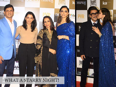 These stars shine bright at Chhapaak Premiere!
