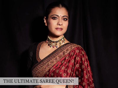 Five desi looks by Kajol that cannot be missed!