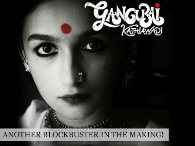 Alia Bhatt is all set to take over the world as 'Gangubai Kathiawadi'!