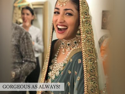 3 bridal hacks by Yami Gautam that you have to read!
