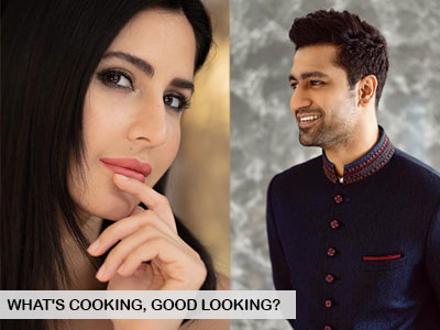 Is love in the air for Vicky Kaushal and Katrina Kaif?
