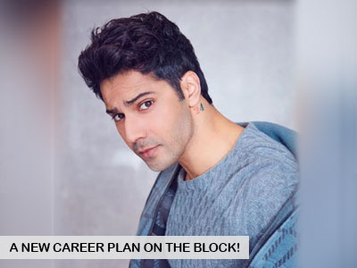Here's Varun Dhawan's future plan!