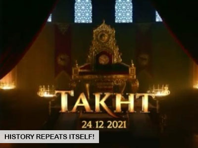 We can't take our eyes off from Karan Johar's period drama Takht!