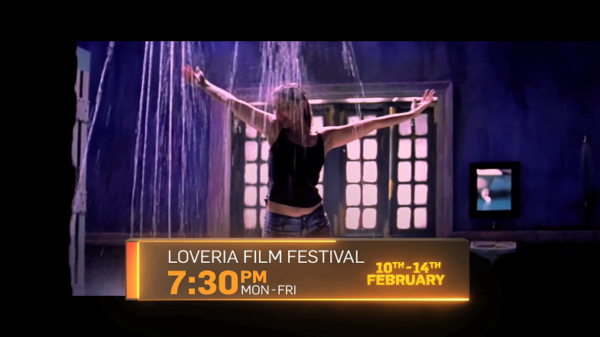 Loveria Film Festival mein dekhiye kuch entertaining filmein 10th-14th Feb shaam 7:30 baje.
