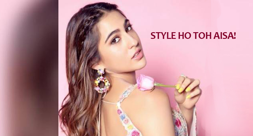 10 promotional looks of Sara Ali Khan that we're in LOVE with!