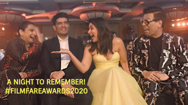 Pictures of FilmFare 2020 that you cannot miss