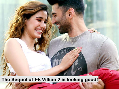 Disha and Aditya to team up again for Ek Villian 2?