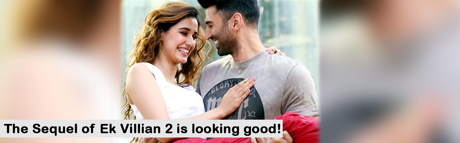 Disha and Aditya to team up again for Ek Villian 2?
