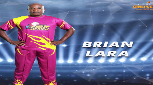 Hello there, Brian Lara!