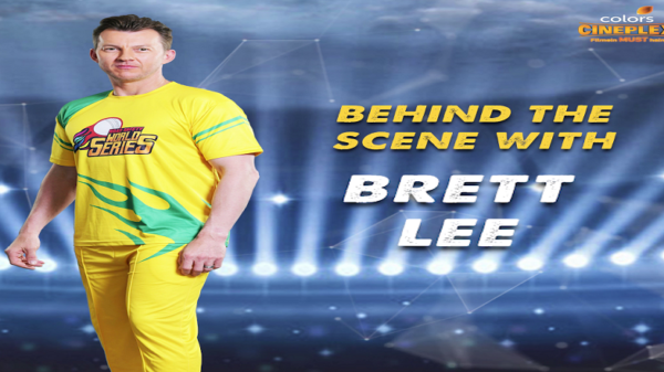 A quick chat session with Brett Lee