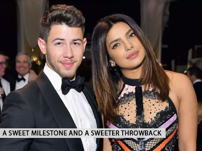 Happy two to Priyanka and Nick