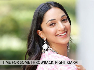 Kiara Advani shared pictures and videos from her childhood and it's the best!