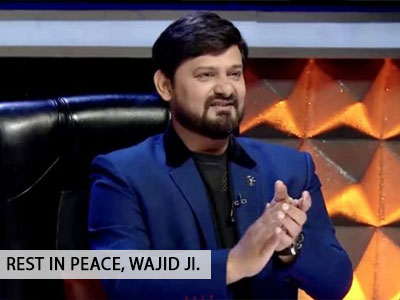 Music composer Wajid ji passes away in Mumbai