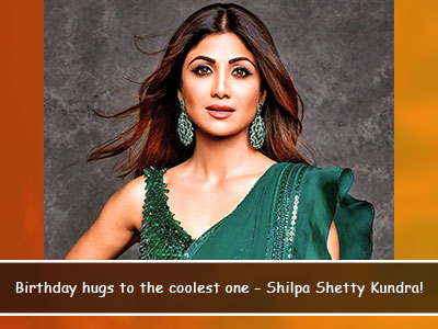 Times Shilpa Shetty emphasized on the importance of a good lifestyle!