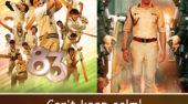 Sooryavanshi and 83 to release Diwali and Christmas?