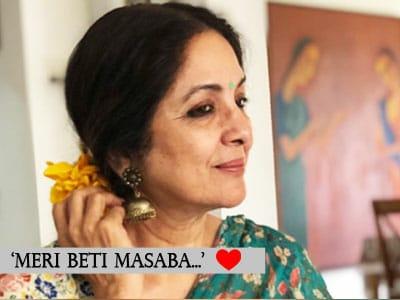 Neena Gupta ji posted the sweetest video some while back