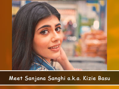 Dil Bechara actress Sanjana Sanghi's pictures will leave you speechless! <3