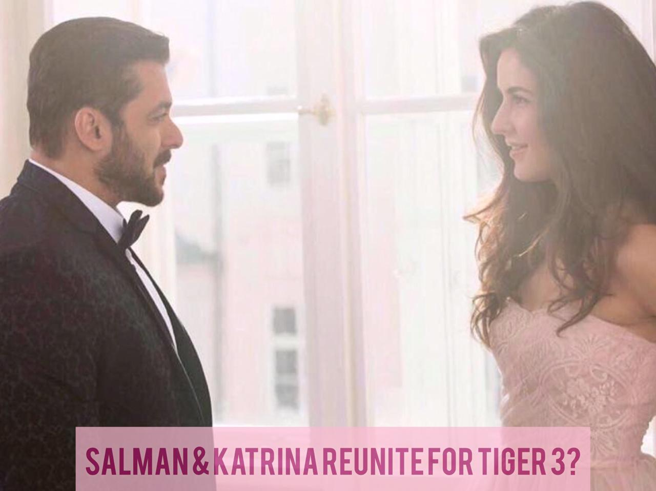 The third installent of Tiger Zinda Hai is forseen!
