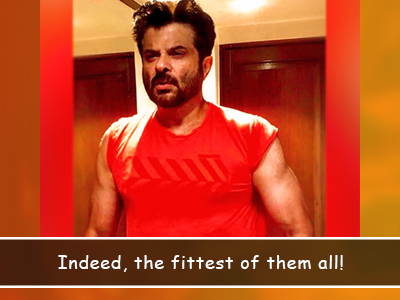 Anil Kapoor is here to inspire you like never before!