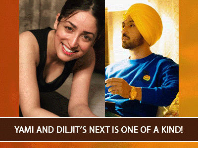 Yami and Diljit's next film sounds SUPER interesting!