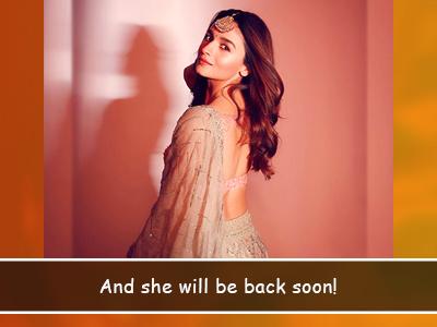 Alia Bhatt's Gagubai Kathiawadi to resume shoot in October?