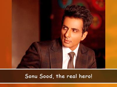 Big day for Sonu Sood!