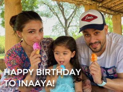 It's little Inaaya's birthday today and here are 10 pictures that the internet LOVES!