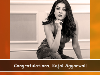 Wedding bells are ringing for Kajal Aggarwal