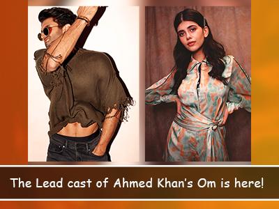 All the details on Aditya Roy Kapur and Sajana Sanghi in Ahmed Khan's next!