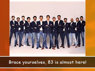 Ranveer Singh's 83 to release on THIS date!