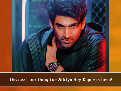 A birthday gift like no other for Aditya Roy Kapoor!